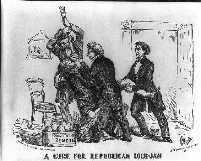 A cure for Republican lockjaw