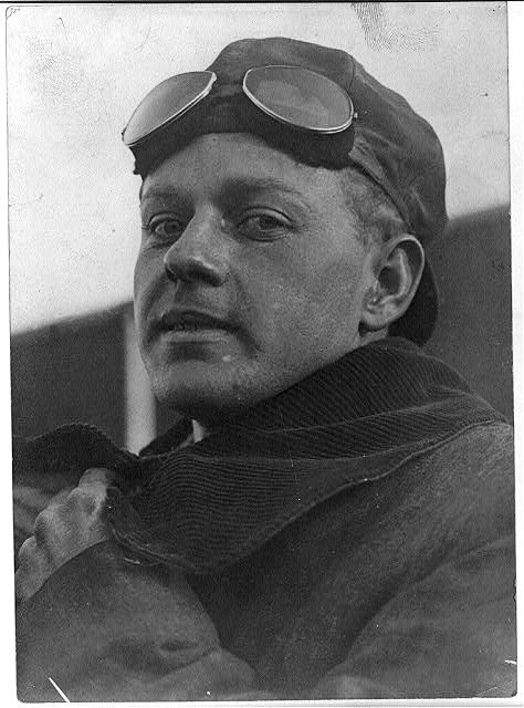 [Philip O. Parmalee, aviator of Wright camp]