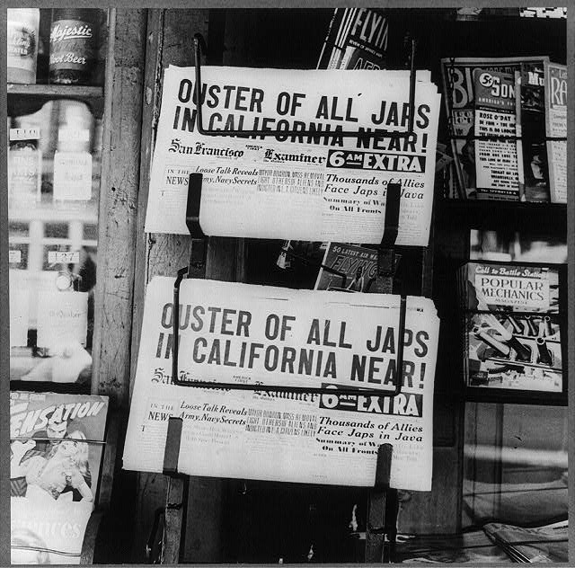 Oakland, Calif., Feb. 1942