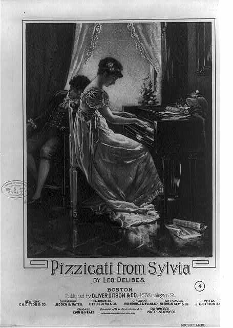 Pizzicati from Sylvia