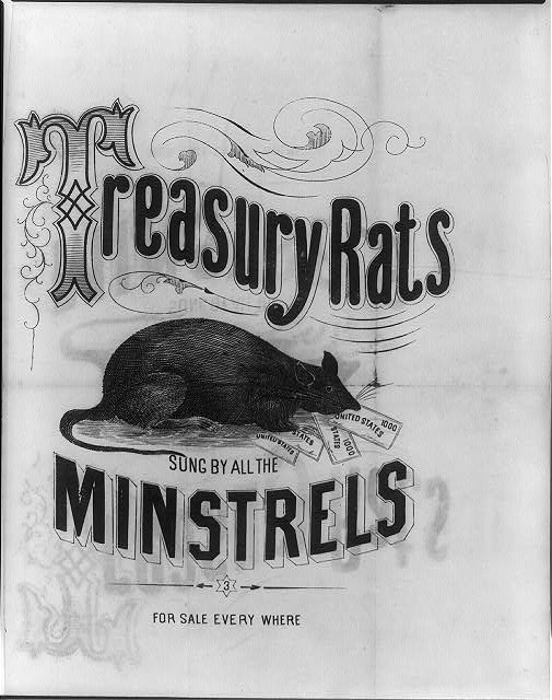 Treasury rats - Sung by all the Minstrels