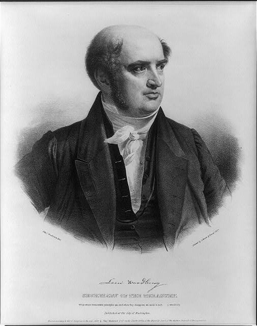 Levi Woodbury, Secretary of the Treasury