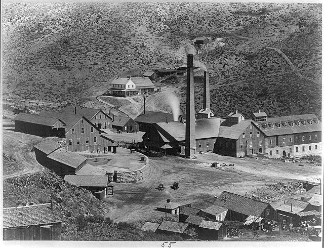 Gould & Curry Mill, Virginia [City, Nev.]