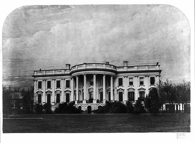 Executive mansion, D.C.