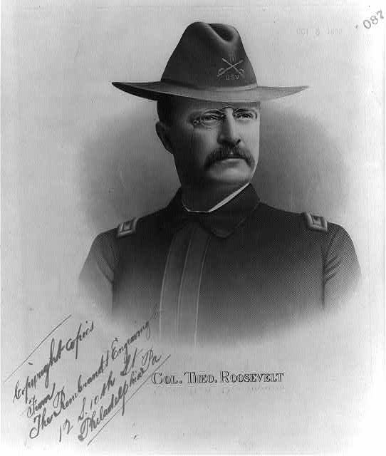 Col. Theo. Roosevelt