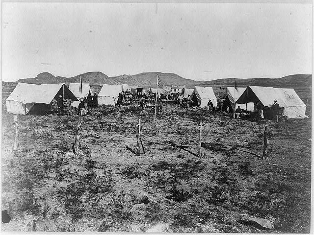 Survey Camp, Salt Lake City