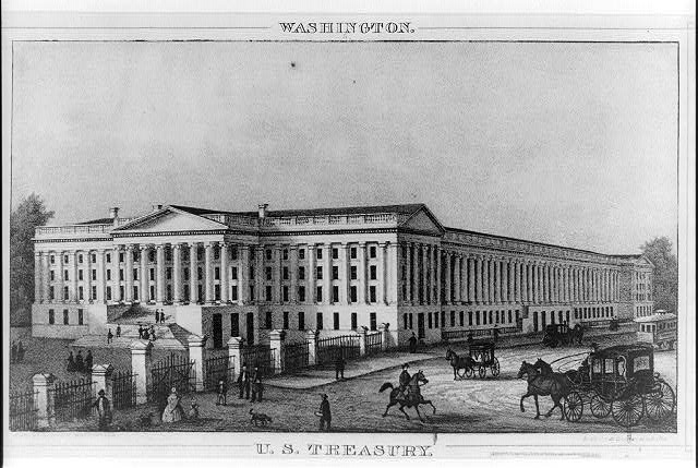 Washington - U.S. Treasury
