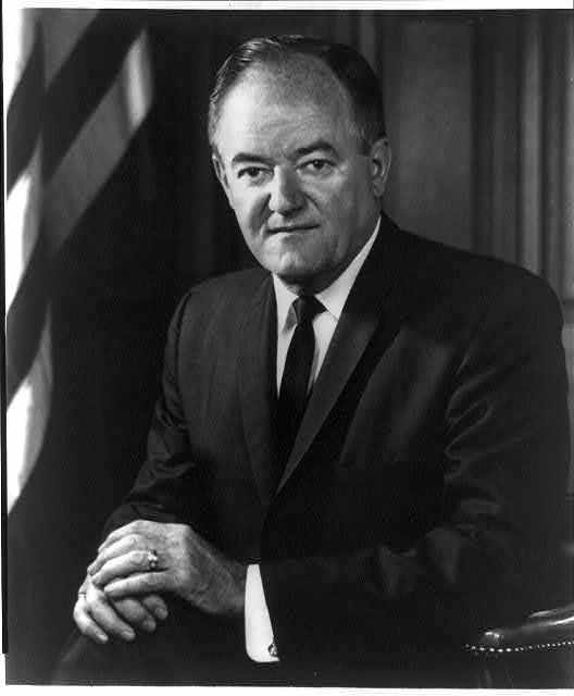 [Hubert Humphrey]