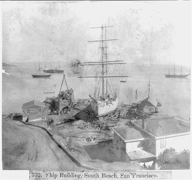 Ship Building, South Beach, San Francisco