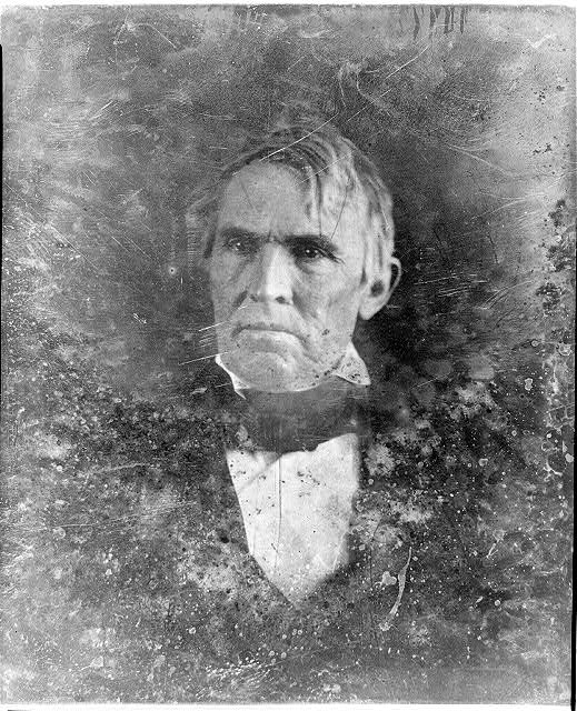 [John J. Crittendon, head-and-shoulders portrait, facing front]