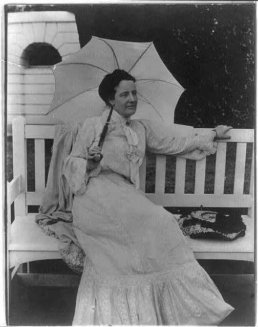 Mrs. Theodore Roosevelt