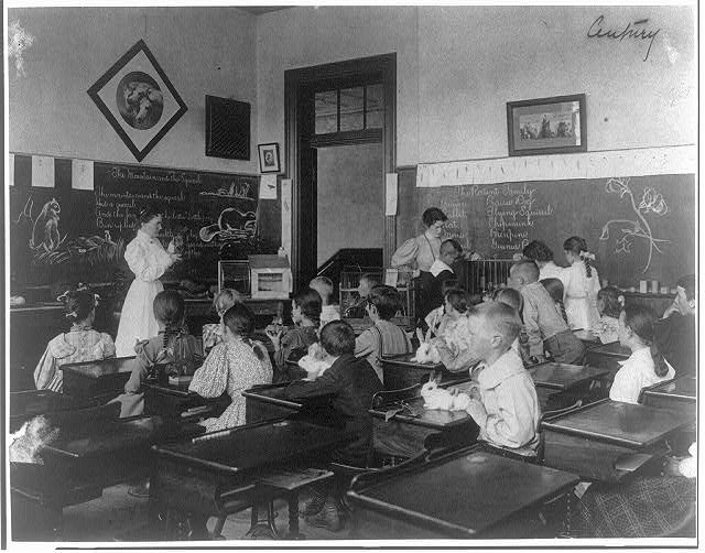 [Washington, D.C. Public Schools - classroom scenes and school activities]