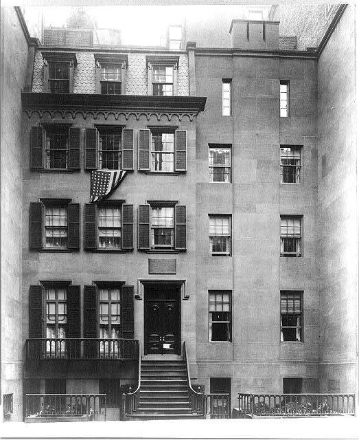 Birthplace of Theodore Roosevelt, New York City