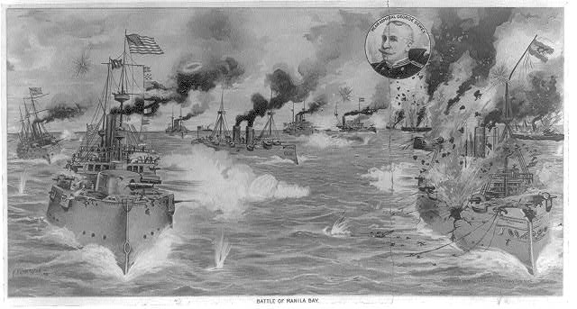 Battle of Manila Bay
