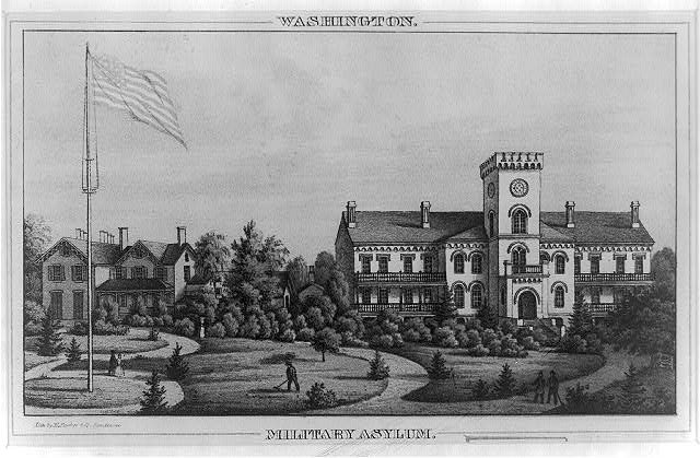 Washington - Military Asylum