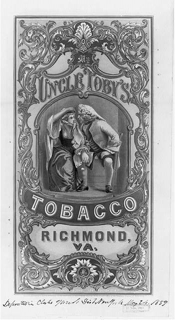 My Uncle Toby's Tobacco