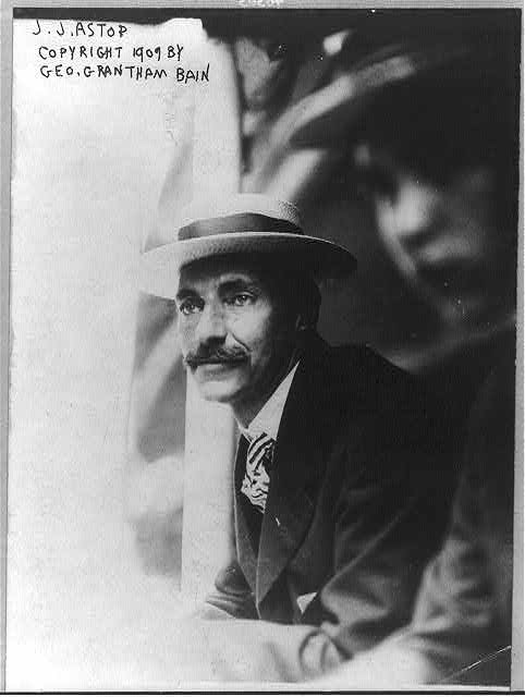 [John Jacob Astor, 1864-1912]