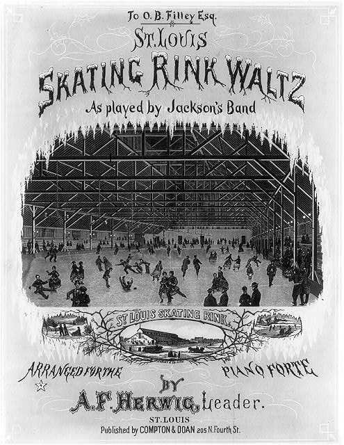 St. Louis skating rink waltz
