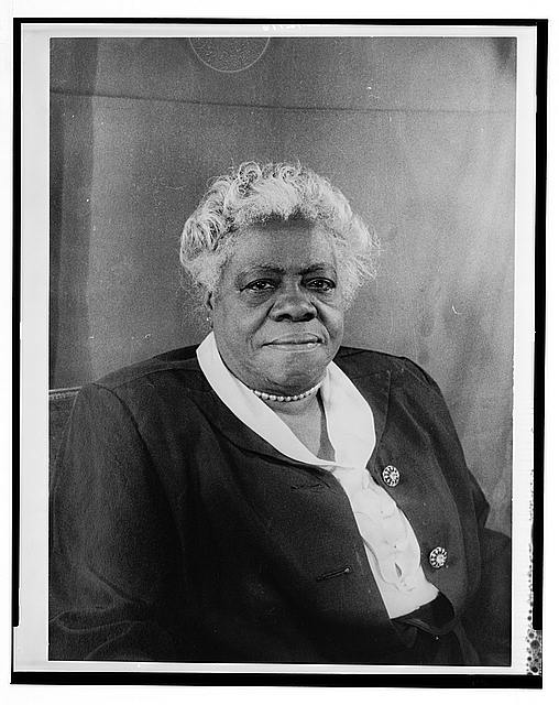 [Portrait of Mary McLeod Bethune]