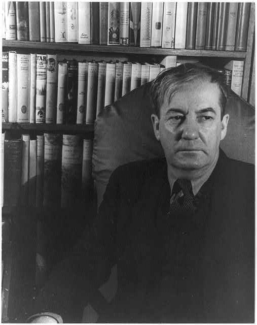 [Portrait of Sherwood Anderson]