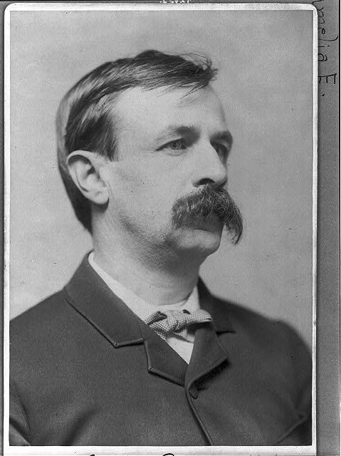 [Edward Bellamy, bust portrait]