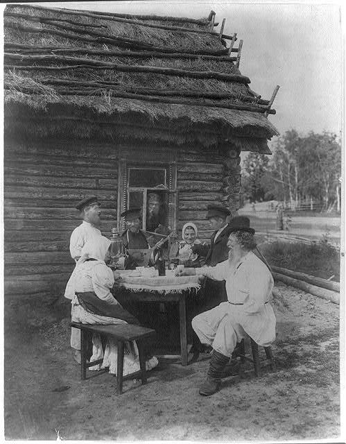 Život u Rusiji nekada davno 3a43365r