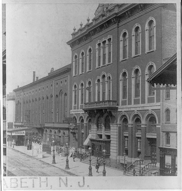 Tammany Hall, 14th Street, New York (City)