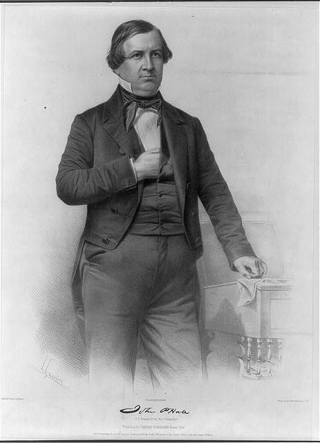 John O'Hale, U.S. senator from New Hampshire