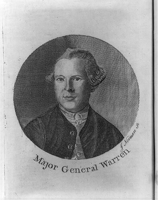Major general Warren