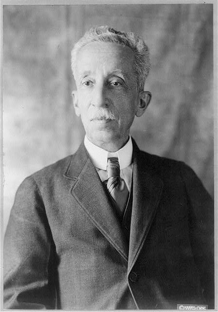 [Don J. Antonie Guttierez Lopez, head-and-shoulders portrait, facing left]