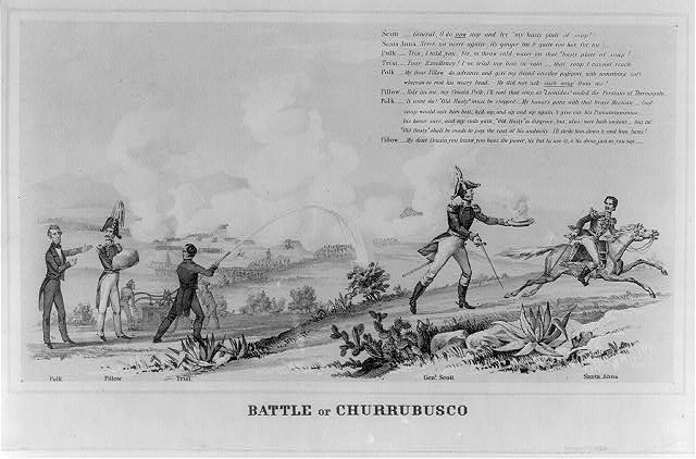 Battle of Churrubusco