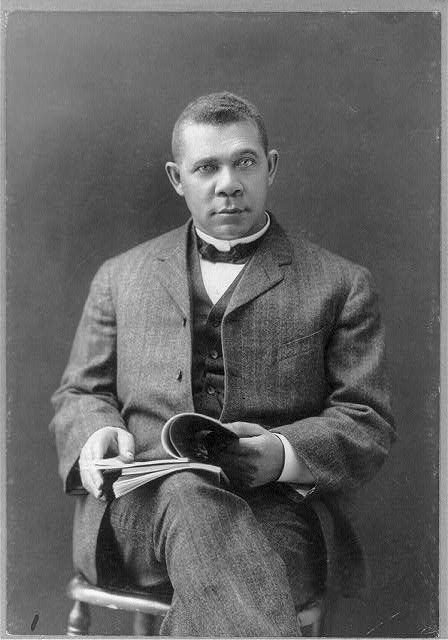 Booker T. Washington 1859-1915