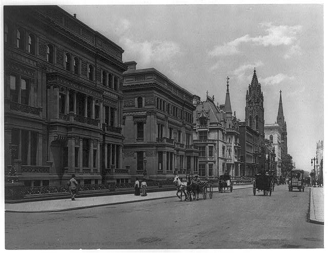 [New York (City)--Fifth Avenue at Fifty-First Street]