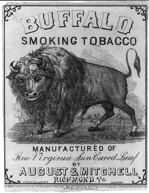 Buffalo Smoking Tobacco