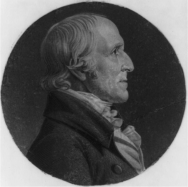 [Timothy Pickering, head-and-shoulders portrait, right profile]