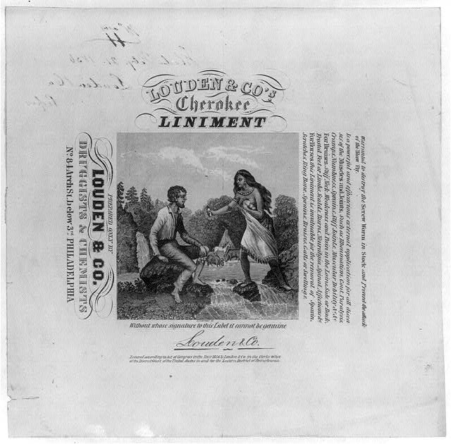 Louden &amp; Co.&#39;s Cherokee Liniment