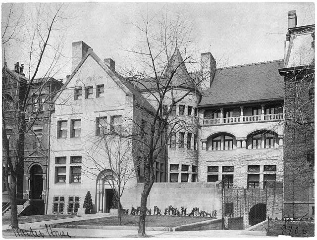 Warder House, Washington, D.C.