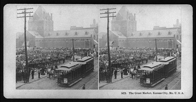 The Great Market, Kansas City, Mo.