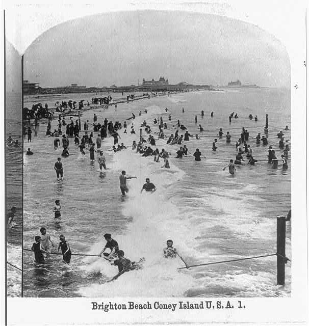 Brighton Beach, Coney Island