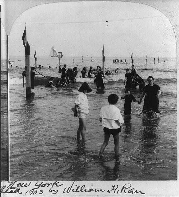 A Dip in the Ocean, Coney Island