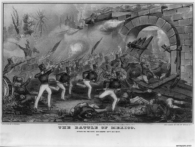 Battle of Mexico
