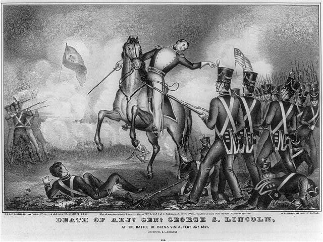 Death of Adjt. Genl. George S. Lincoln