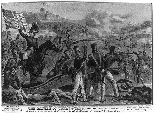 The Battle of Cerro Gordo