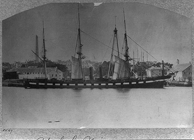 U.S.S. Niagara, Boston, Mass., Sept., 1863