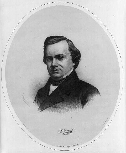 S.A. Douglas, U.S. Senator from Illinois