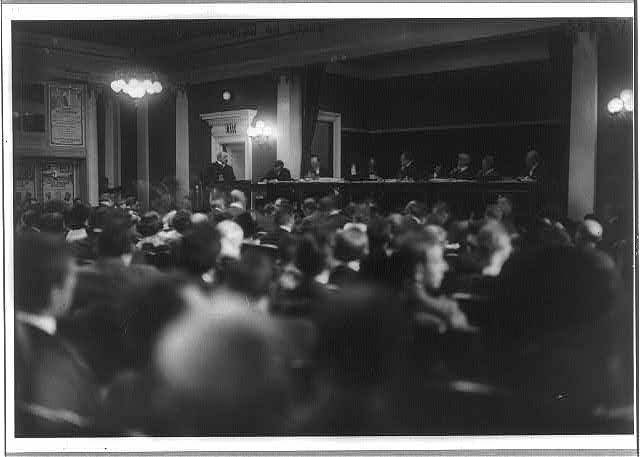 Federal Commission on Industrial Relations, NYC - J.P. Morgan on stand