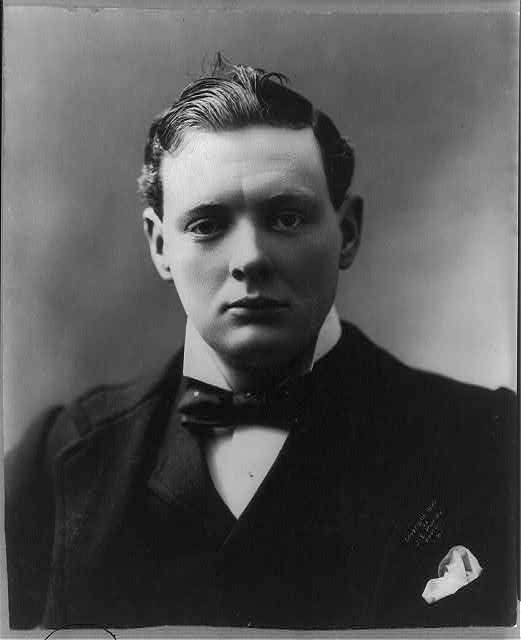 Sir Winston Leonard Spencer Churchill, 1874-1965