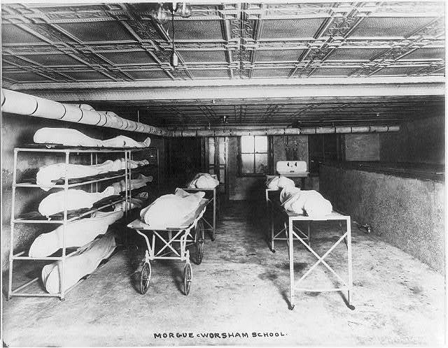 Morgue - Worsham School