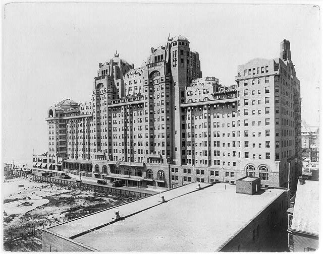 Hotel Traymore, Atlantic City