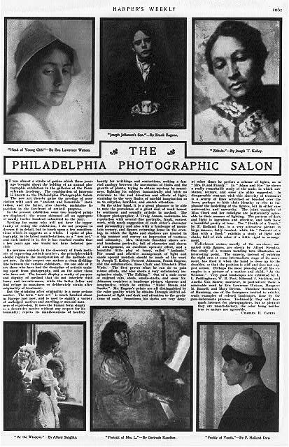 The Philadelphia photographic salon